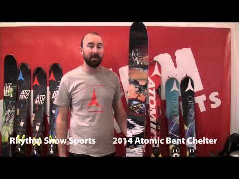 2014 Atomic Bent Chelter Ski Review
