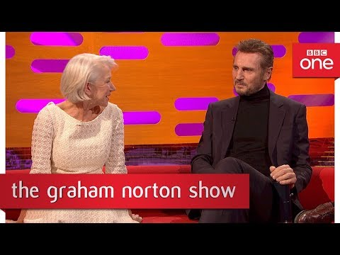 Helen Mirren and Liam Neeson were once an item - The Graham Norton Show - BBC One