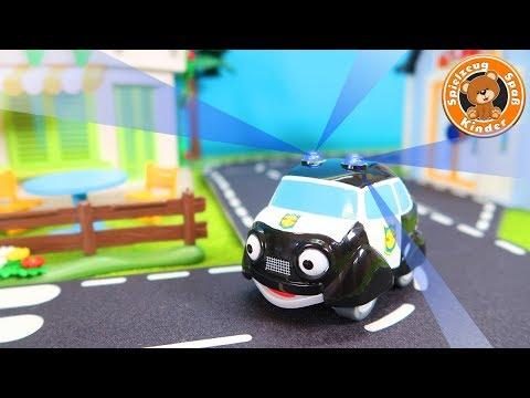 Helden der Stadt - Paul Polizei und Toy App - Spielzeug für Kinder deutsch