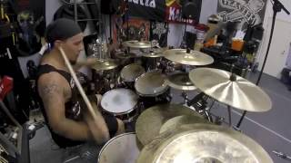 Patrik Fält - Dark Funeral - 666 Voices Inside (Drum cover)