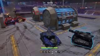 Tanki X Halloween 2018 - NEW West Prime TDM MVP - Shaft 2.0 Hornet XT Depth Paint
