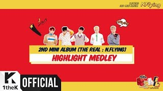 [Teaser] N.Flying(엔플라잉) _ 『THE REAL : N.Flying』 In The Game _ Highlight Medley