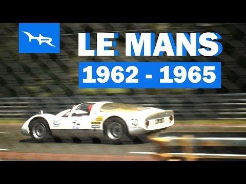 Legends of Le Mans: 1962 - 1965 (Ford GT40s & Porsches)