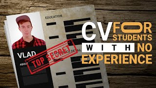 How To Write A Powerful CV With No Experience [2020]