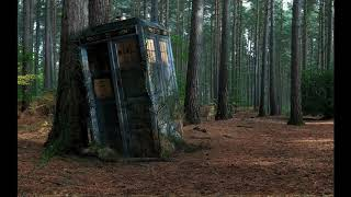 TARDIS Stutter malfunction sound FX own mix
