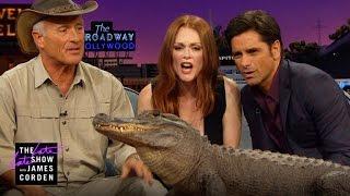 Kangaroos, Hawks & an Alligator w/ Jack Hanna