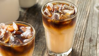 How to make an Iced coffee preview
