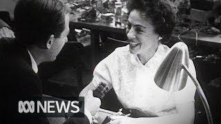 Women take factory jobs to save for a home (1961) | RetroFocus