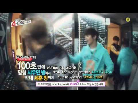 [720p/ENG SUB]140206 EXO Episode 11 Preview & Chen's Item