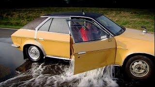 WET & WILD! British Leyland Challenge Highlights | Top Gear | Series 10 | BBC