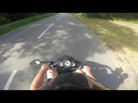 Peugeot speedfight 100 kmh