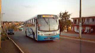 preview picture of video 'Rápido Planaltina 5047 Comil Svelto Scania F113HL'