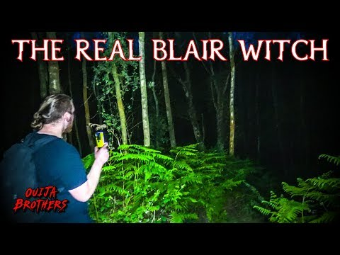 Real Life Blair Witch: Paranormal Investigation
