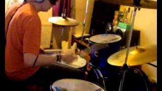 Feeder - Forget about tomorrow drum cover