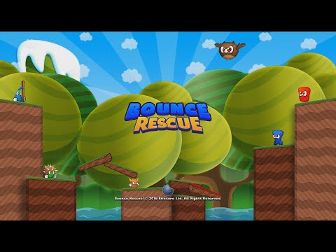 Bounce Rescue! Game trailer thumbnail