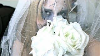 Halloween Dead Bride Tutorial