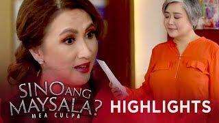 Matilda fails to bribe the judge   Sino Ang Maysala