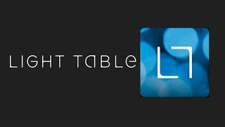 The Quick Basics Of Light Table