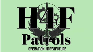 Patrol System - Fort Defiance Munitions Re-Supply