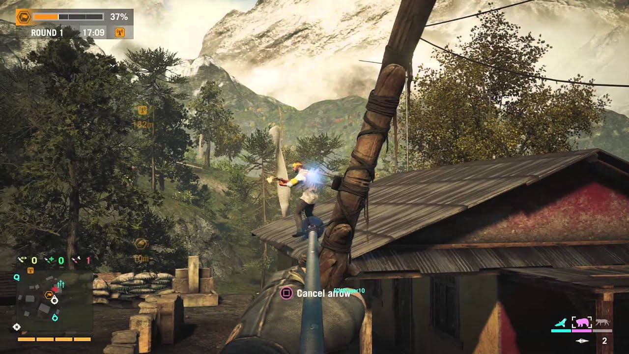 New Far Cry 4 trailer showcases 'Battle of Kyrat' multiplayer mode