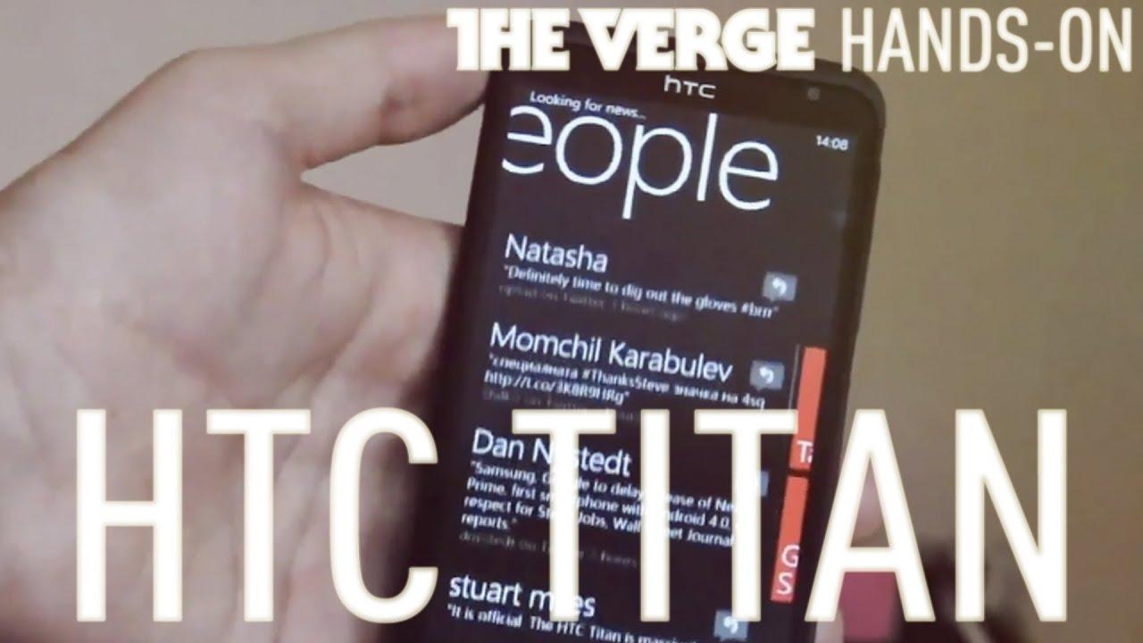 HTC Titan review thumbnail