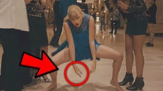 Gambar cover 10 Things YOU Missed In Taylor Swift - Delicate!! *SHOCKING SECRETS*