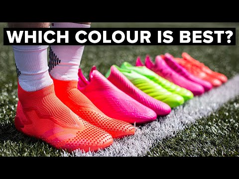 Which crazy new adidas colour is best? | Locality Play Test