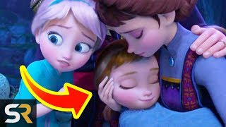 10 Disney Princesses With SECRETS Only Adults Will Notice!