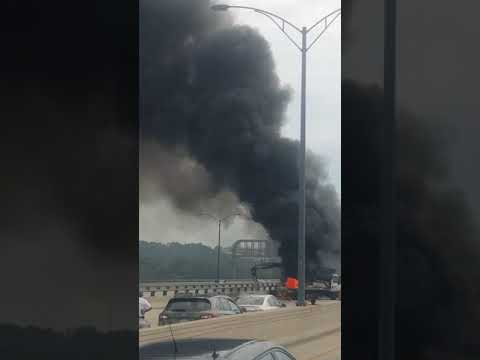 Woodrow Wilson Bridge Accident 6/20/18