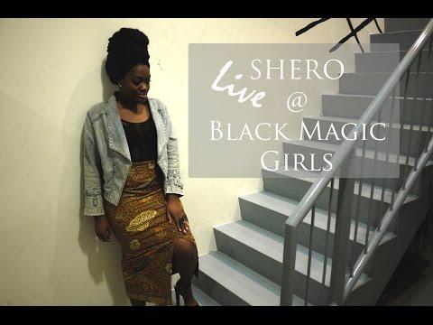SHERO (live at Black Ladies Talk in Amsterdam)