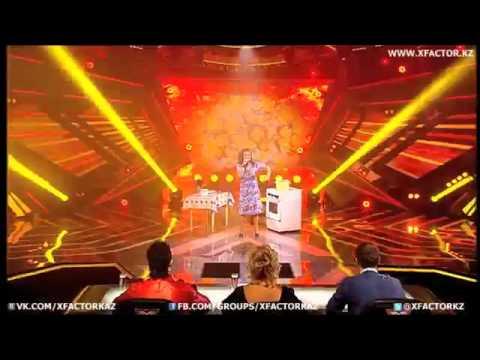 "Лолита —""Пошлю его на"". Е. Барышева. X FactorKz3—Финал."