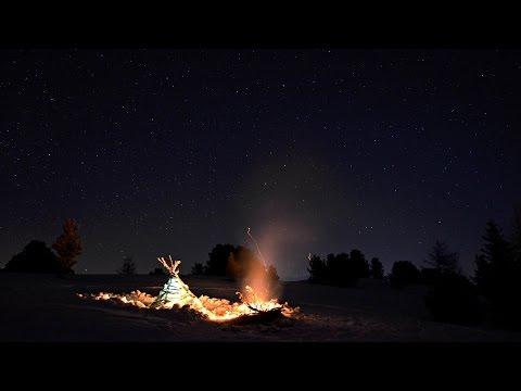 La pesca in Karelia su video di Segozero