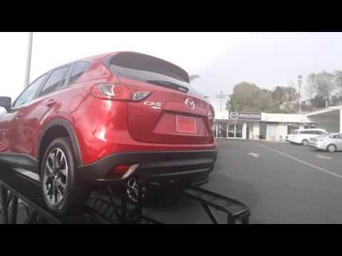 2016 Mazda CX-5 preview by Marcin. Capo Mazda