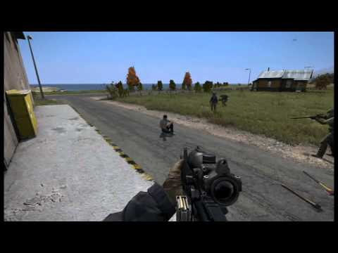 DayZ Encounter Turns Into A Humiliating, Yet Funny Axe Fight