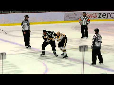 Gaby Roch vs. Kevin Cormier