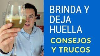 CÓMO HACER UN BUEN BRINDIS | BRINDAR - TRUCOS Y CONSEJOS