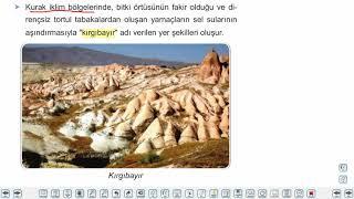Eğitim Vadisi 10.Sınıf Coğrafya 3.Föy Kayaçlar 2 Konu Anlatım Videoları