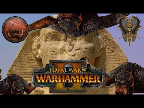 ER' WE GO | Greenskins vs Tomb Kings - Total War Warhammer 2