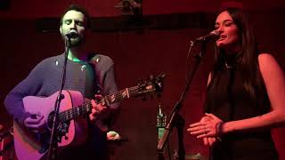 """Ruston Kelly & Kacey Musgraves """"Just For The Record"""" @Hotel Utah SF 11818"""