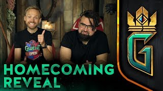 GWENT: The Witcher Card Game   Homecoming Reveal