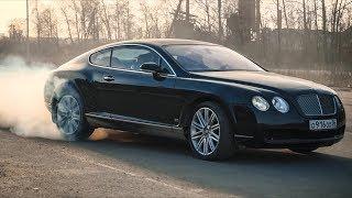 Новый мотор Bentley валит на все бабки.