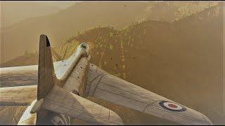 BRRRRRT (British Edition) - A War Thunder Hunter F.1 Montage
