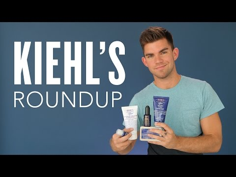 New to the Birchbox Man Shop: Kiehl's Since 1851