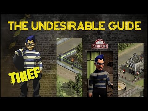 The Undesirable Guide - Episode 4 - The Thief