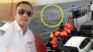 Disebut Tak Punya Hati Tinggalkan Korban KM Sinar Bangun, Kapten KMP Sumut II Jelaskan Alasannya