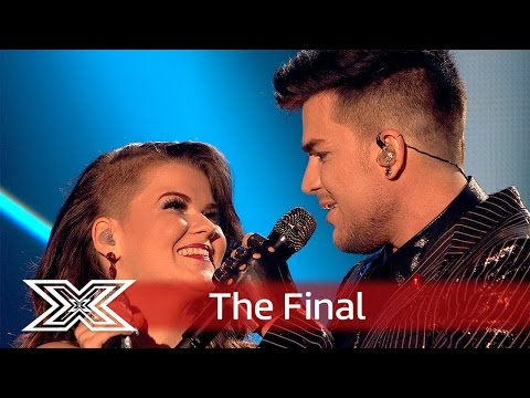 Magnifico! Saara And Adam Lambert Team Up For Bohemian Rhapsody! | Finals | The X Factor UK 2016 Mp3