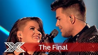 Magnifico! Saara and Adam Lambert team up for Bohemian Rhapsody! | Finals | The X Factor UK 2016