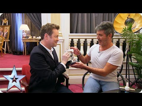 Will Stephen's award impress Simon Cowell? | Britain's Got More Talent 2018