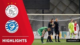Samenvatting Jong Ajax - De Graafschap (07-05-2021)