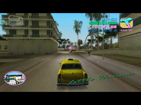 Grand Theft Auto Vice City Walkthrough - Mission #48